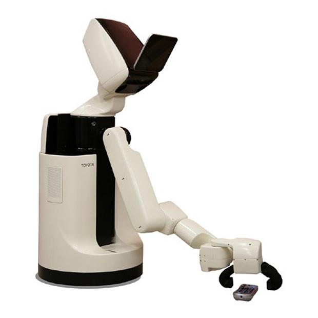 human support robot un robot pour aider les personnes handicap es journal des bonnes nouvelles. Black Bedroom Furniture Sets. Home Design Ideas